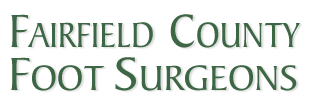 Fairfield County Foot Surgeons Logo