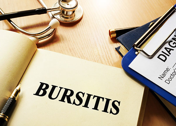 Book with name Bursitis