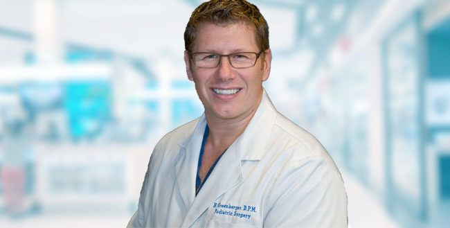 Dr. Harris Greenberger - Fairfield County Foot Surgeons